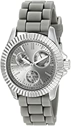 Invicta Women's 'Angel' Quartz Stainless Steel Casual Watch (Model: 22105)