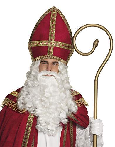 Boland 56841 Mitra Saint Nicholas, Red/Gold, 35 x 33 cm]()