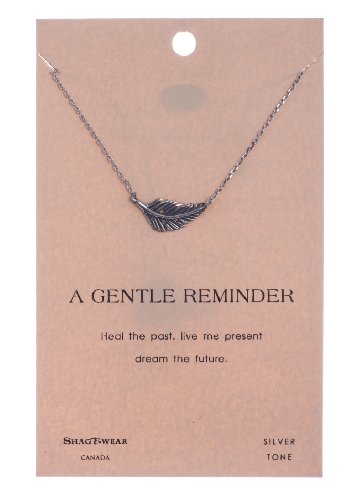 Shagwear Inspirational Amazing Pendant Necklace