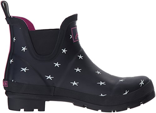 Boots Wellington Blue Joules Wellibob Navy Women's Starfish French qTOpCxznw