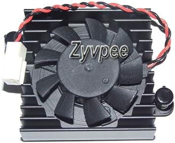 zyvpee® Ventilador de disipador de calor para ventilador Dahhua ...