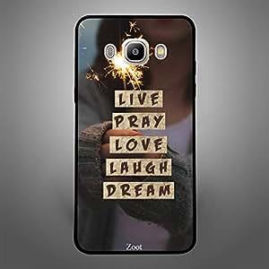Samsung Galaxy J5 2016 Live Pray Love Laugh Dream