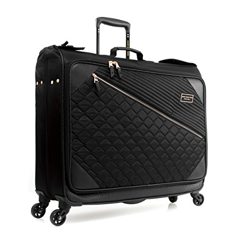 MARC NEW YORK Mulsanne Wheeled Garment Bag, Black by Marc New York by Andrew Marc