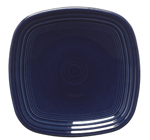 - Fiesta 7-3/8-Inch Square Salad Plate, Cobalt