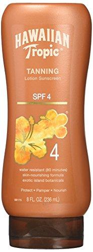 Sunscreen Spf 4 - 6
