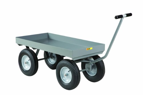 Little Giant CH-2448-X3-16P Steel Heavy-Duty Wagon Truck with 3