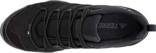 adidas Terrex AX2R Schuh Herren Wandern Schwarz / Schwarz / Vista Grau