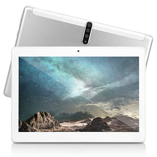 10 inch Android Tablet PC with Octa Core CPU,4G ROM 64G ROM, SIM Card Slot,3G-, 5G-WiFi GPS Bluetooth, 3G Unlocked…