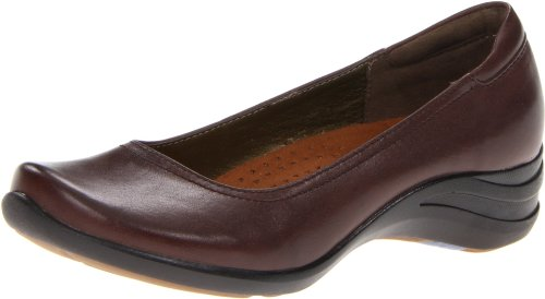 Puppies Pump Hush Alter Women's Dark Brown Leather AqgBCfgx