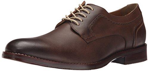 johnston-murphy-mens-garner-plain-toe-oxford-tan-oiled-leather-8-m-us