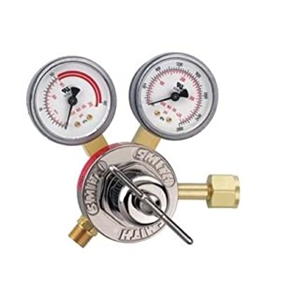 "30 Series Gas Regulator 15 psi, 2"", Acetylene"