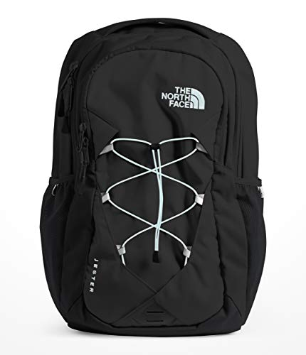 The North Face Women's Jester Laptop Backpack (Black/Origin Blue)