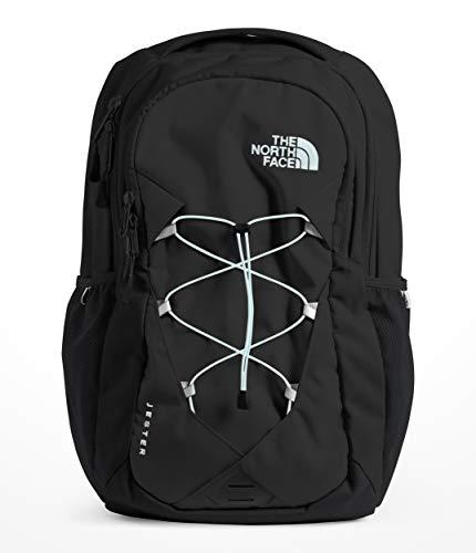 (The North Face Women's Jester Laptop Backpack (Black/Origin Blue))