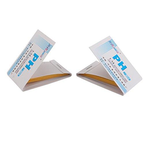 160pcs-ph-range-1-14-litmus-indicator-test-strips-paper-alkaline-urine-saliva-soil-tester-kit