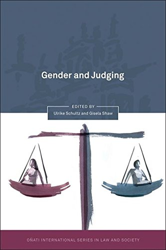 Gender and Judging (Onati International Series in Law and Society)