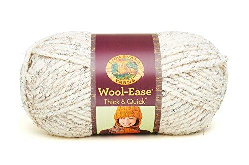 Lion Brand new Wool Ease Yarn Wheat