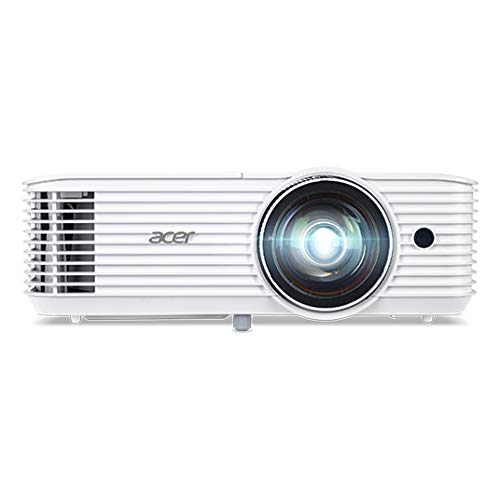 Acer America Corp. Acer MR.JQH11.00A S1386WHN 3D Ready DLP Projector - 16: 10