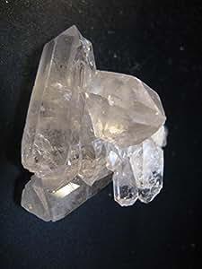 natural mente–Cristal de Roca, tamaño: aprox. 3–4cm, mineral, cristal, Heil piedra, piedra, nivel de cristal de roca, nº 1376
