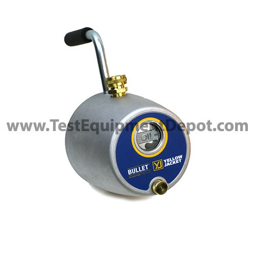 Yellow Jacket 93649 Bullet Pump Cover Assembly. Built ()
