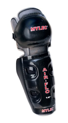 Mylec Dek/Roller Hockey Shin Guard