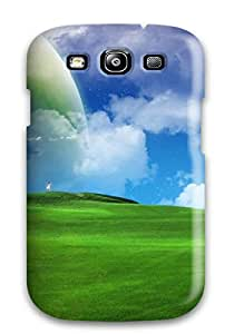 New D S Tpu Case Cover, Anti-scratch FNapTkl24680edtln Phone Case For Galaxy S3
