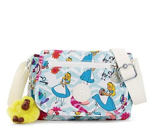 Bolsa Kipling Disney Alice No Pais Das Maravilhas