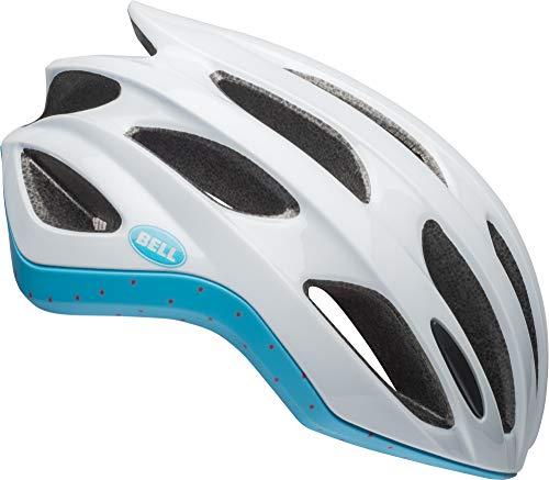 Bell Formula MIPS Adult Bike Helmet - Virago Matte/Gloss White/Blue/Raspberry - Large (58-62 cm)