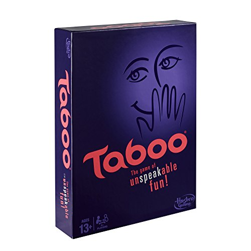Taboo Guessing Board Game for Families and Kids