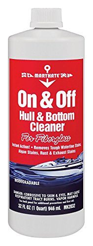 MaryKate On and Off - Hull and Bottom Cleaner (2 Pack) by HULL CLEANER-2PK