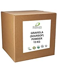 Soursop Graviola Organic Powder 15KG Or 33 Lbs USDA Certified NON Gmo