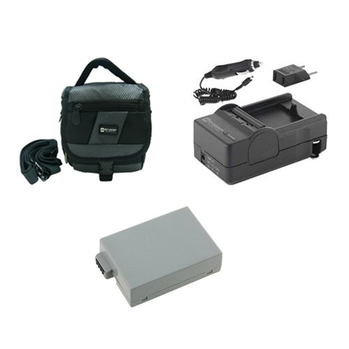 Sdm 1518 Charger (Canon EOS Rebel T5i Digital Camera Accessory Kit includes: SDLPE8 Battery, SDM-1518 Charger, SDC-27 Case)