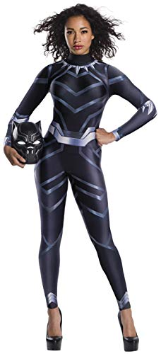 Rubie's Women's Marvel Classic Black Panther Costume, X-Small