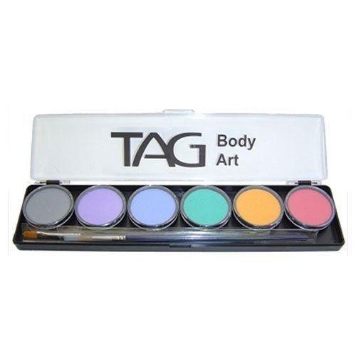 (TAG Body Art TAG Pastel Palettes (6)