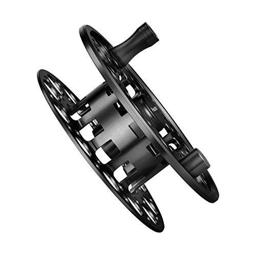 t Spare Spool of Black Fly Fishing Reel (Fly Reel Spare Spool)