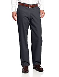 Lee mens Total Freedom Relaxed Classic Fit Flat Front Pant