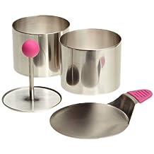 Ateco Food Rings Mold Set, 2-3/4-Inch