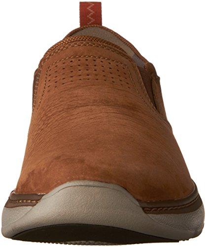Clarks Mens Charton Free Sneaker Tan Nubuck