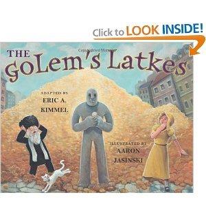 Download The Golem's Latkes (Paperbound) pdf