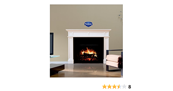 s51 Fireplace Wall Decal Fire Pit Wall Decal Living Room Gas Fireplace Wall Design Living Room Wall Murals Fireplace Mural Fire Wall Decor