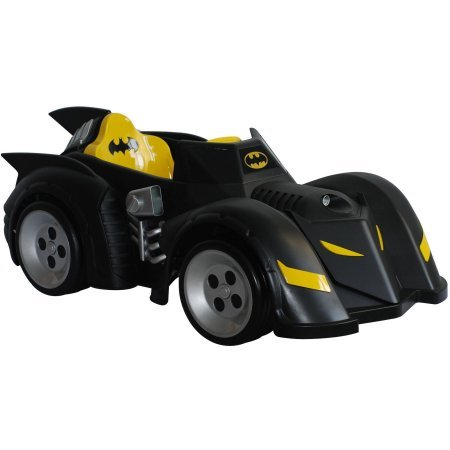 (Batman Batmobile 6-Volt Battery-Powered Ride-On)
