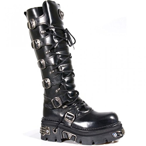 New Rock Boots Unisexe Botte - Style 272 S1