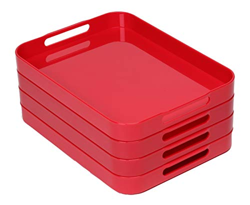 montessori stackable trays - 2