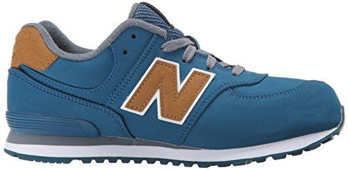 New Balance Classics Traditionnels - Zapatillas Unisex Niños Azul