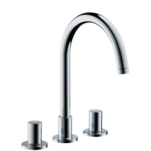 Axor 38053001 Uno Widespread Faucet in Chrome