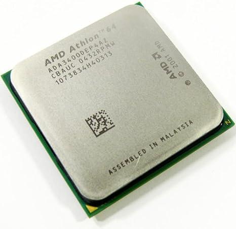 Amazon Com Amd Athlon 64 3400 512kb Socket 939 Cpu Computers Accessories