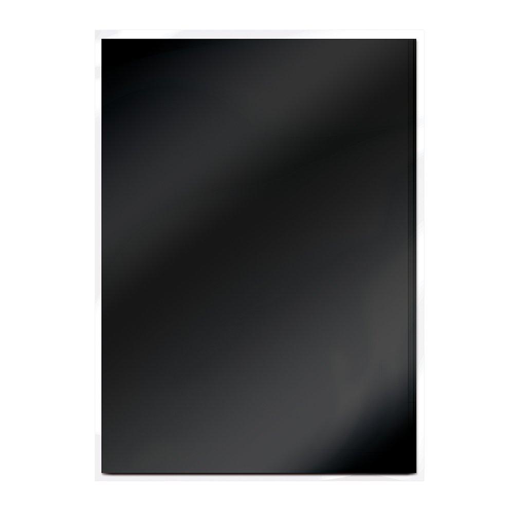 Tonic Studios Satin Spiegelkarte A4 Schwarzer Samt