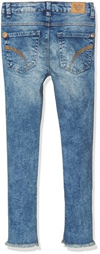 Lemmi Denim Jeans Blue Azul Jeggings 0013 para Vaqueros Girls Niñas Slim B7gn1Bqz