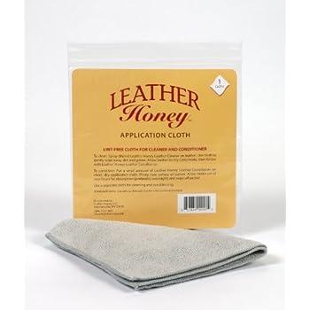 Amazon Com Leather Honey Leather Conditioner Lint Free
