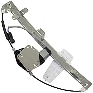 Sale Passengers Front Power Window Lift Regulator with Motor Assembly Replacement for Jeep Grand Cherokee 55363286AD