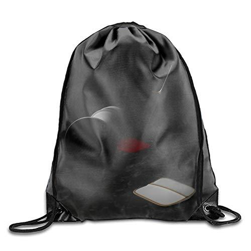 (Artistic 3D Chess Cinch Sack Bag Fashion Sports Sackpack)